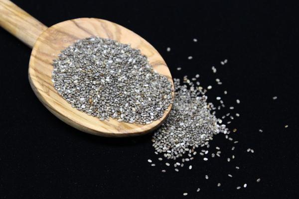 Beneficiile semințelor de chia, sursa pixabay/ autor Markus Tries