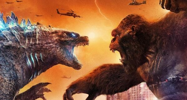 Godzilla vs. Kong. Captură foto YouTube