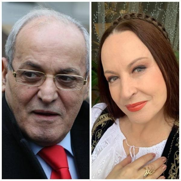 Maria Dragomiroiu și Nelu Ploieșteanu, sursa facebook