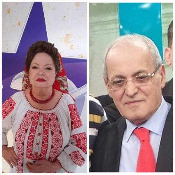 Saveta Bogdan și Nelu Ploieșteanu, sursa facebook