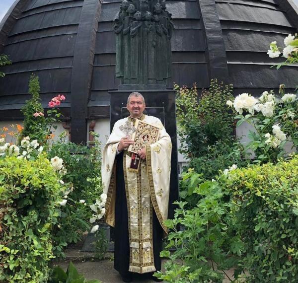 Preotul Viorel Ioan Vârlan, foto arhiva personala