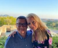 Victor Ponta și Daciana Sârbu, sursa foto Instagram