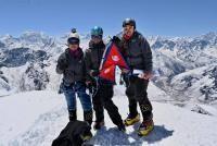 3 Sisters on 7 Summits, foto Facebook