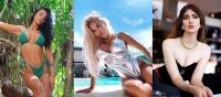 Antonia, Anda Adam, Iulia Albu, colaj foto Instagram