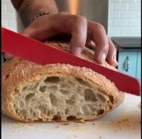 Pâine cu puțină drojdie. Rețeta lui Chef Sorin Bontea. Captură Foto Facebook