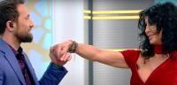 Mihaela Radulescu și Dani Otil, captura foto Youtube, sursa Neatza cu Razvan si Dani