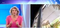 Mirela Vaida, captură foto TV