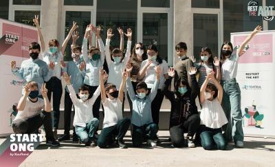 """Asociația Arte dell'Anima implementează proiectul cultural-educațional """"RESTART THE ART"""""""