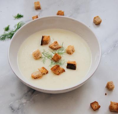 Supa crema, foto Unsplash/ autor: Julia Kicova