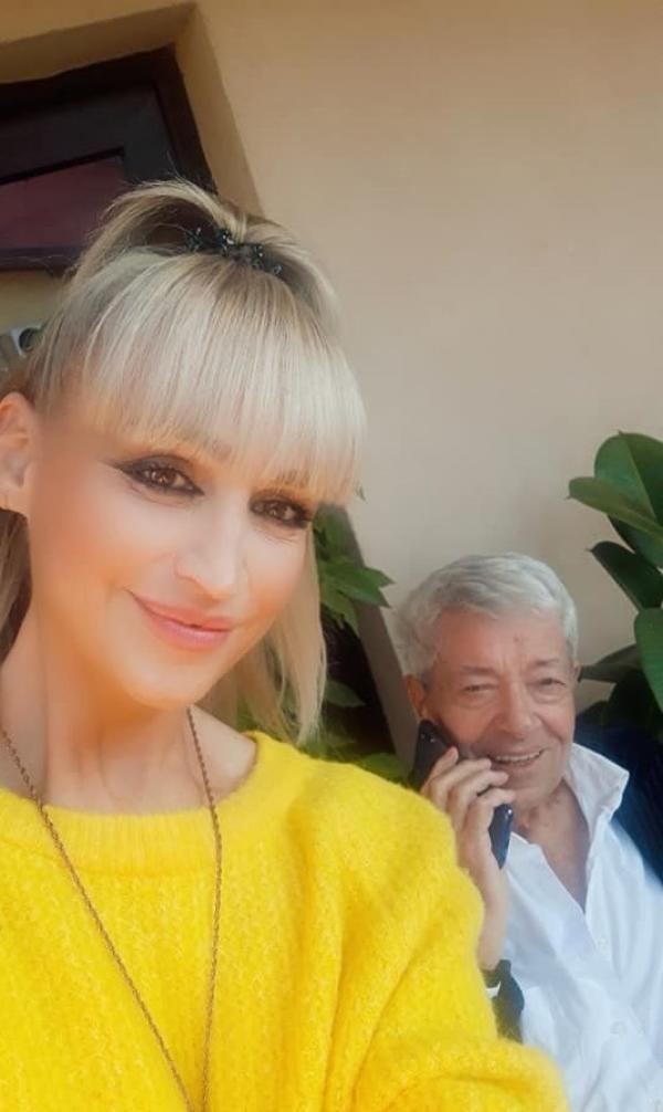 Ion Dichiseanu și Simona Florescu, sursa foto Facebook
