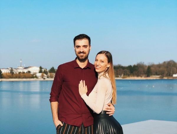 Liviu Teodorescu și Iulia, sursa foto Instagram