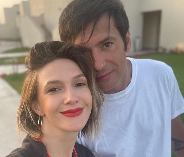 Adela Popescu și Radu Vâlcan, sursa instagram