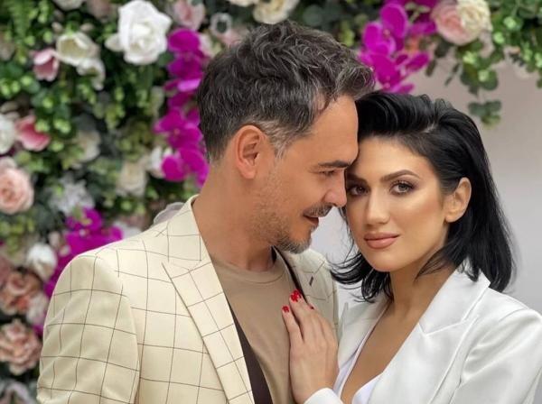 Răzvan Simion și Daliana Răducan, sursa foto Instagram