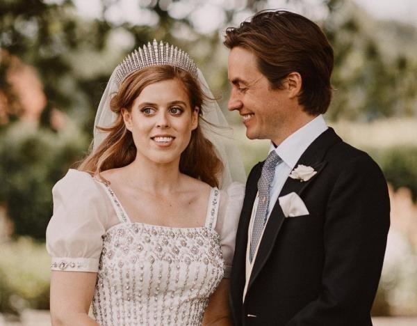 Prințesa Beatrice și Edoardo Mapelli Mozzi / foto Facebook/ The Royal Family
