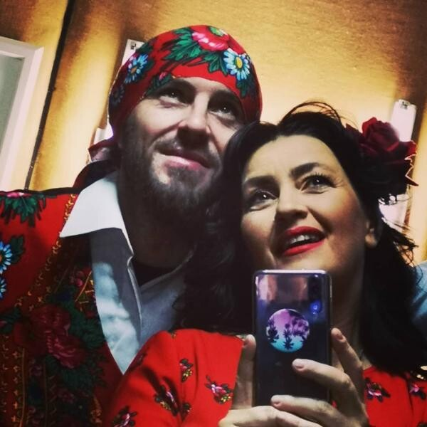 Rona Hartner și Herve Camilleri, foto Instagram