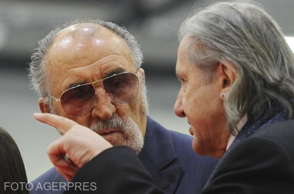 Ilie Năstase și Ion Țiriac. Foto Agerpres.