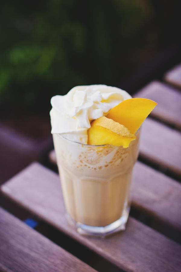 Frappe cu înghețată, sursa pixabay/ autor freestocks-photos