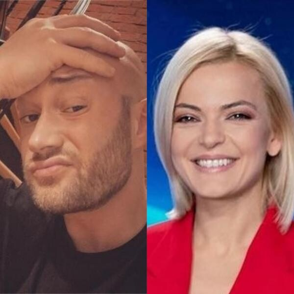Mihai Bendeac și Lavinia Petrea, colaj/ sursa foto Instagram