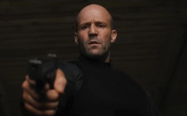 WRATH OF MAN, captura foto Youtube, sursa Movie Trailers Source