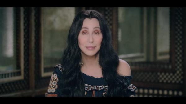 Cher, captură foto Youtube