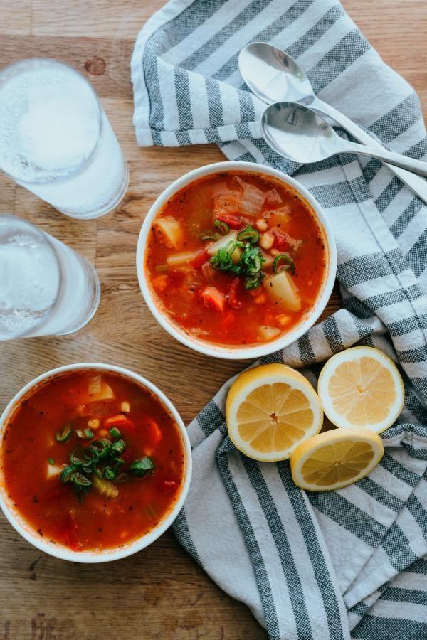 Supă de pui, sursa unspash/ autor Nathan Dumlao