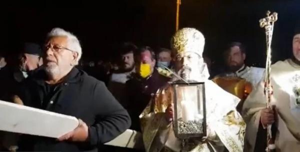 Ovidiu Lipan Țăndărică/ Captură foto YouTube
