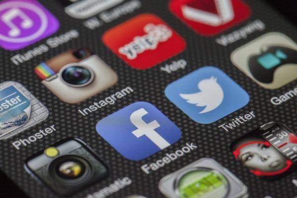 Rețele de socializare, sursa pixabay/ autor Thomas Ulrich