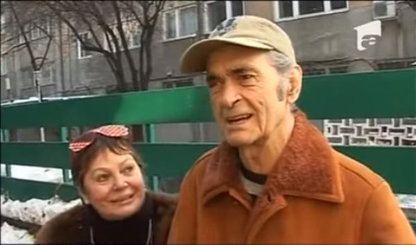Anca Pandrea și Iurie Darie, sursa captură foto TV