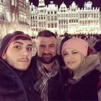 Ioniță de la Clejani și Fulgy, sursa instagram