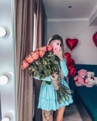 Bloggeriță, sursa instagram