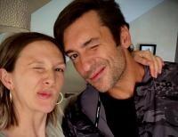 Adela Popescu și Radu Vâlcan, foto Instagram