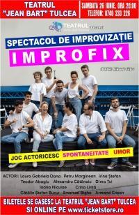 ImproFix, teatrul Arte dell Anima