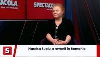 Narcisa Suciu, Interviurile Spectacola și DC News