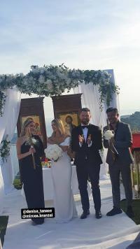 Nunta Denisa Tanase, sursa foto Instagram