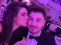 Christina Ich și Alex Pițurcă, sursa foto Instagram