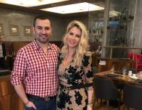 Lucian Mitrea și Andreea Bănică, sursa instagram