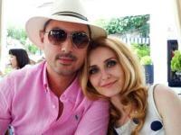 Alexandru Ciucu și Alina Sorescu, foto Instagram