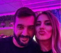 Antonia Ștefănescu și Vincenzo Aiello, sursa instagram