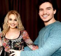 Alex Nedelcu și Oana Ioniță, foto Instagram