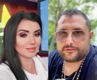 Adriana Bahmuteanu și Nikos Papadopoulos, colaj/ sursa foto Instagram