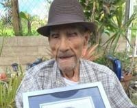 Emilio Flores Marquez, sursa foto GuinnessWorldRecords.com