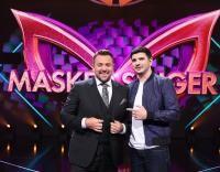 Horia Brenciu și Alex Bogdan, Masked Singer Romania