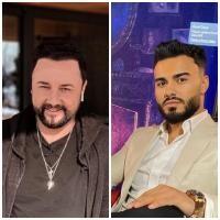 Cătălin Măruță și Jador, sursa instagram,/ colaj foto
