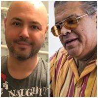 Mihai Mitoșeru și Florin Condurățeanu, sursa instagram/ colaj foto