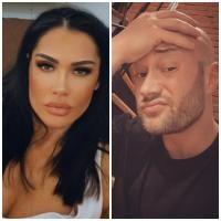 Oana Zăvoranu și Mhai Bendeac, sursa instagram/ colaj foto
