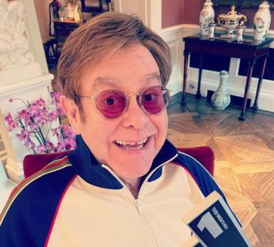 Elton John, sursa foto Facebook