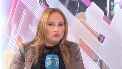 Cristina Demetrescu, astrolog. Captură foto Antena 3