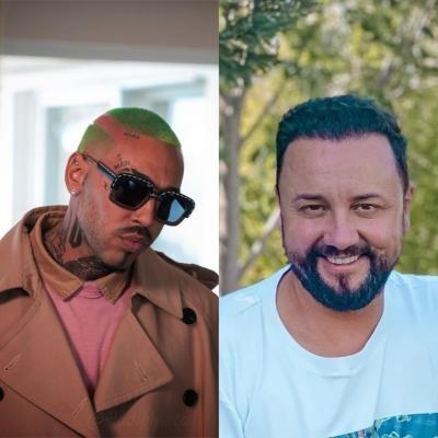 Alex Velea, Cătălin Măruță/ Colaj/ sursa foto Instagram