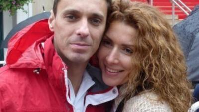 Carmen Bruma și Mircea Badea