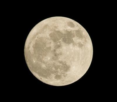 Luna Plina. Foto Unsplah/ Autor Pedro Lastra
